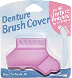Denture Brush Cover - Fits All Denture Brushes