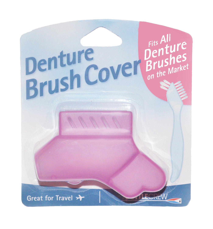 Denture Brush Cover - Fits All Denture Brushes The Bottle Crew DBC-6