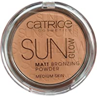 Catrice Sun Glow Matt Bronzing Powder 030 Medium Bronze (73282)