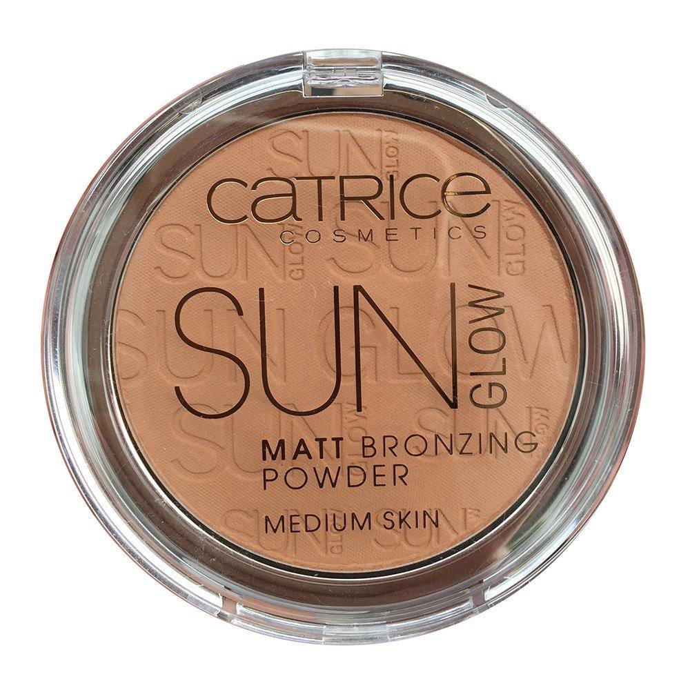 Catrice Sun Glow Matt Bronzingpuder NR. 030 - MEDI UM BRONZE 9, 5 g Cosnova Beauty