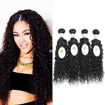 Amazon peruvian virgin hair water wave human hair peruvian virgin hair water wave human hair unprocessed 7a water wave virgin hair weave 4 bundles pmusecretfo Images