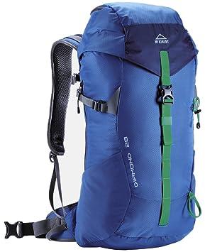 McKINLEY Diamond 28 - Mochila para Senderismo - azul / marino / verde, 28: Amazon.es: Deportes y aire libre