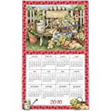 Home Is Where the Heart Is Kitchen Towel Calendar by Willow Creek Press