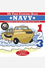 My First Counting Book: Navy Kindle Edition