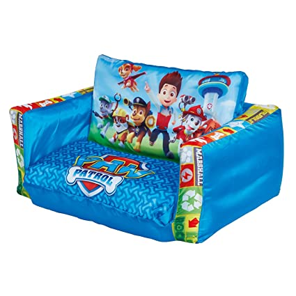 Attirant Paw Patrol Flip Out Sofa
