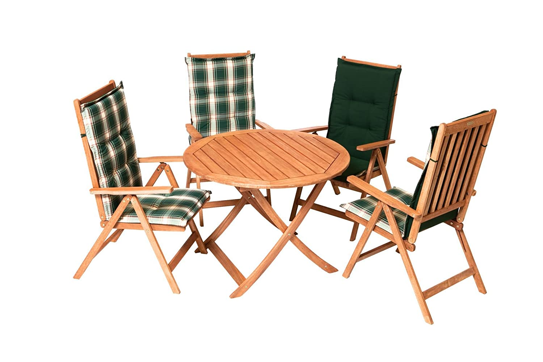 Gartenmöbel Set Vitoria 9 Tlg Online Kaufen