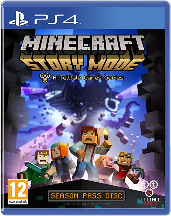 Minecraft: Story Mode - A Telltale Game Series - Season Disc ...