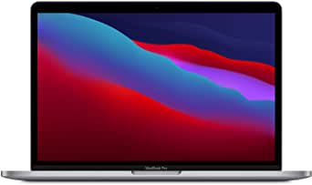 2020 Apple MacBook Pro with Apple M1 Chip (13-inch, 8GB RAM, 256GB SSD Storage) - Space Gray