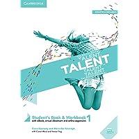 Talent. Student's book-Workbook. Per il primo biennio delle Scuole superiori. Con ebook. Con espansione online: Talent Level 1 Student's Book/Workbook Combo with eBook [Lingua inglese]