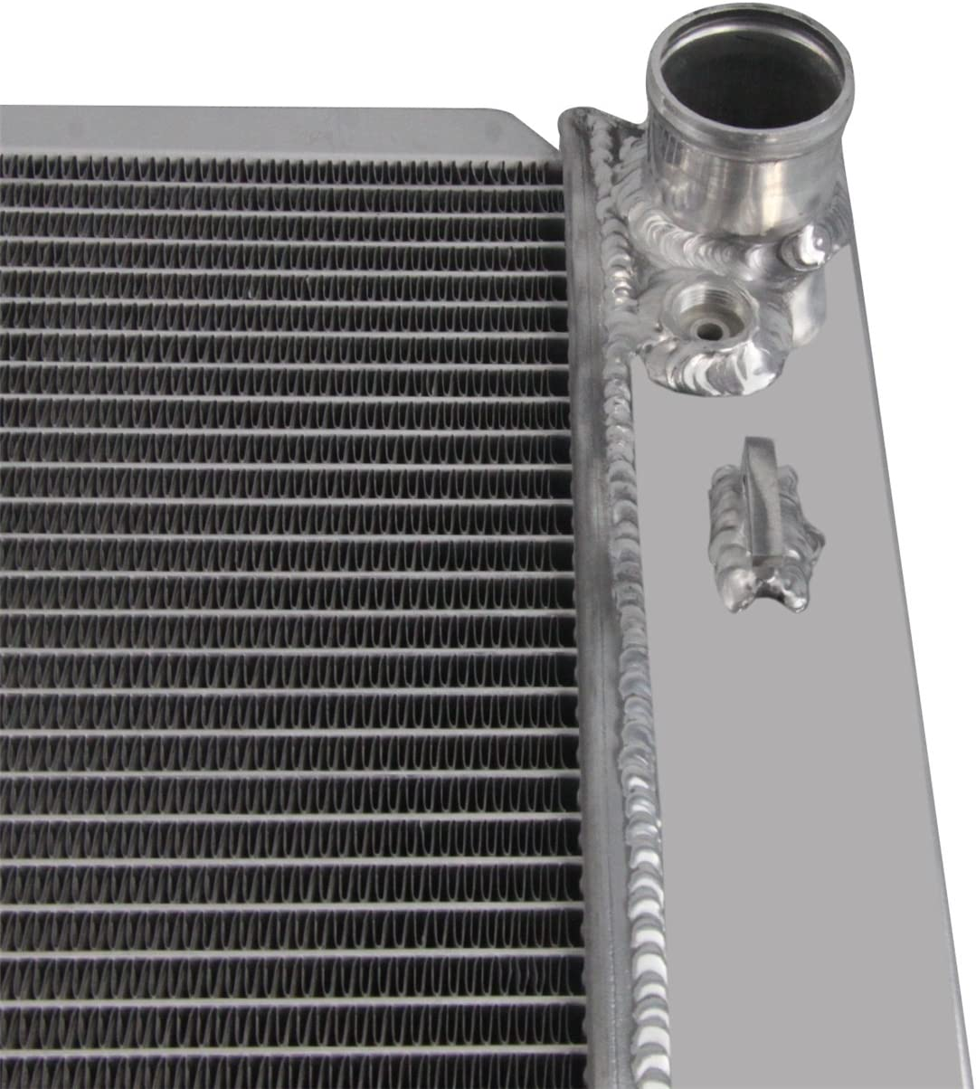CoolingCare 4 Row Core All Aluminum Radiator for 1997-04 Ford F250 F350 Super Duty /&Lincoln Models 4.2L //5.4L V8