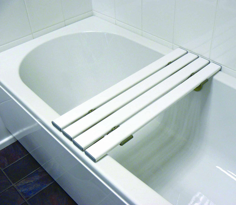 Drive DeVilbiss Healthcare Slatted Bath Board with 4 Slats (27 ...