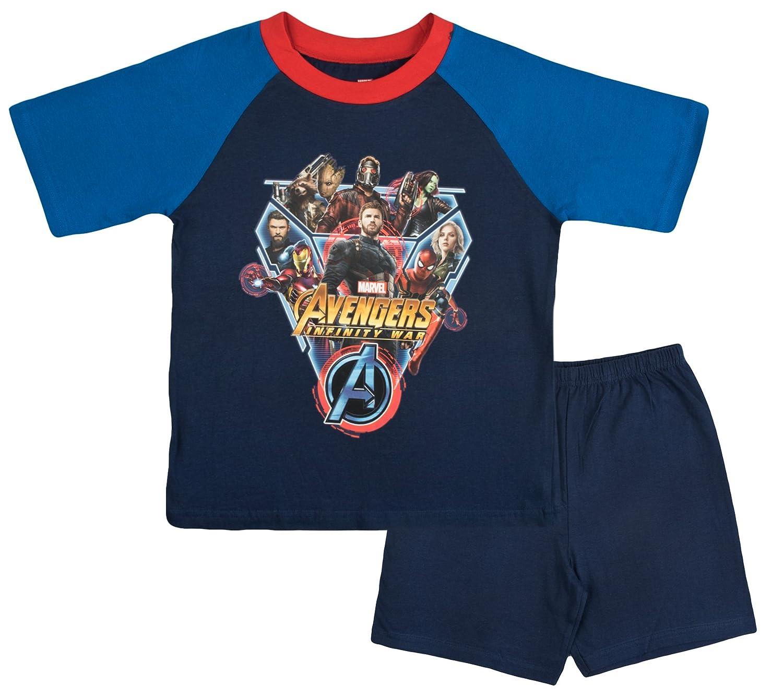 Intelligent Official Marvel Pyjama Bottoms Mens Small Iron Man Thor Hulk Spiderman New Pj Novel In Design;