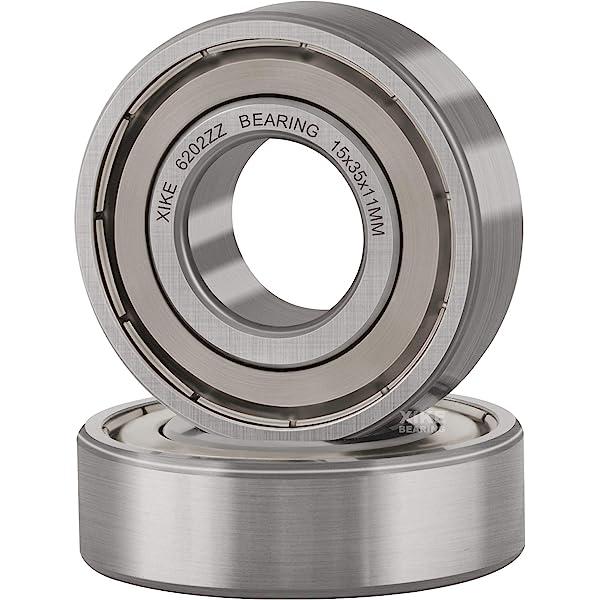 1pcs 6003ZZ 6003Z 6003 2Z 17x35x10mm Deep Groove Ball Bearing Metal Shielded