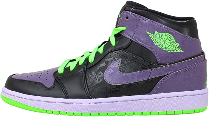 chaussures nike air jordan 1 violet