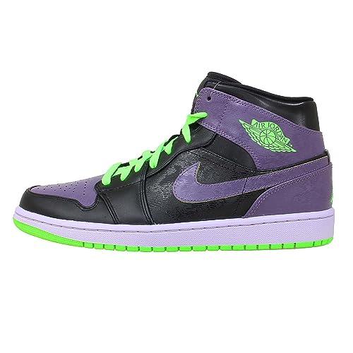 f49e15e03c2 Nike Air Jordan 1 Retro Jordan Stealth Collection (136065-021) (8.5 D(M)  US): Amazon.ca: Shoes & Handbags