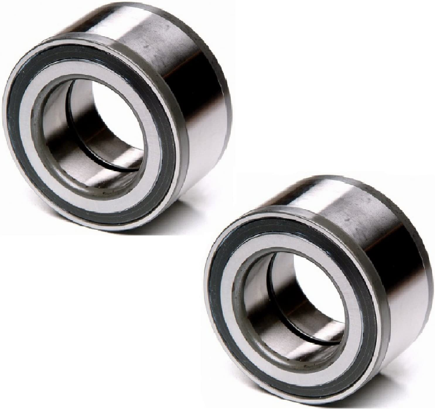 2WD 4WD AWD 8USAUTO Pair Front Left and Right Wheel Bearing fit 1996 1997 1998 1999 2000 2001 2002 Toyota 4RUNNER