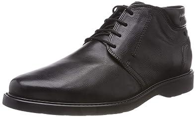 Arne Homme Salamander Noir Boots Chelsea 46 black 1 Eu qqU1Hrw