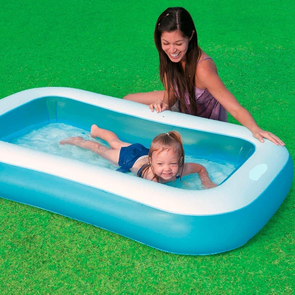 Escon Swimming Pool For Kids Adults Spa Jumbo Bath Tub 5 Feet Color May Vary Amazon In Home Kitchen