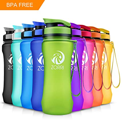 Review Sports Water Bottle 20oz/800ml/1000ml,