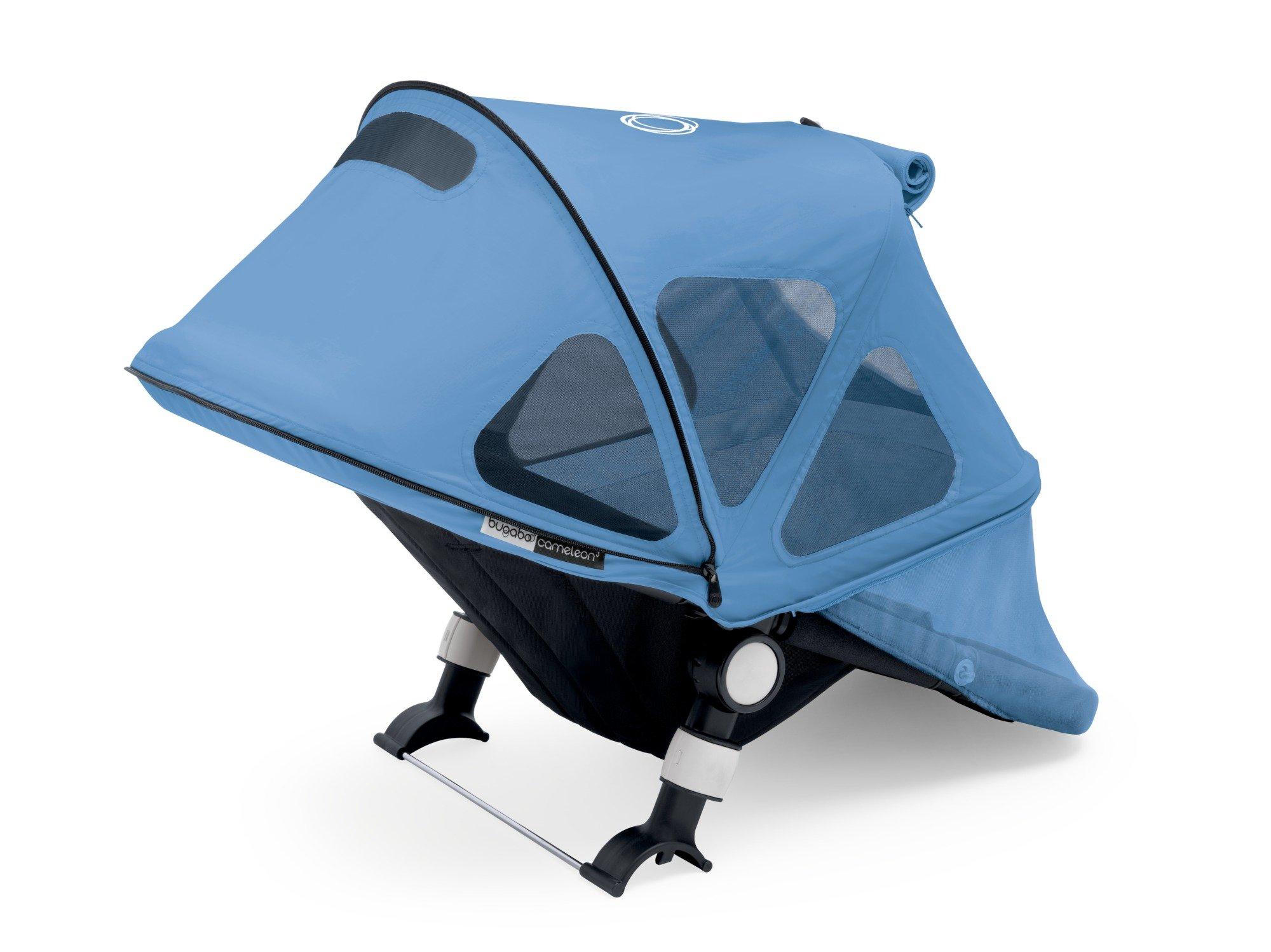 Bugaboo Cameleon Breezy Sun Canopy, Ice Blue