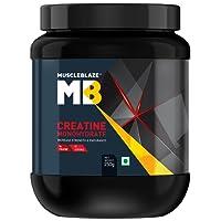 MuscleBlaze Creatine Monohydrate Powder, 250 g