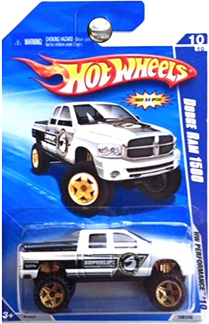 HOT WHEELS Dodge Ram 1500 COLLECTION