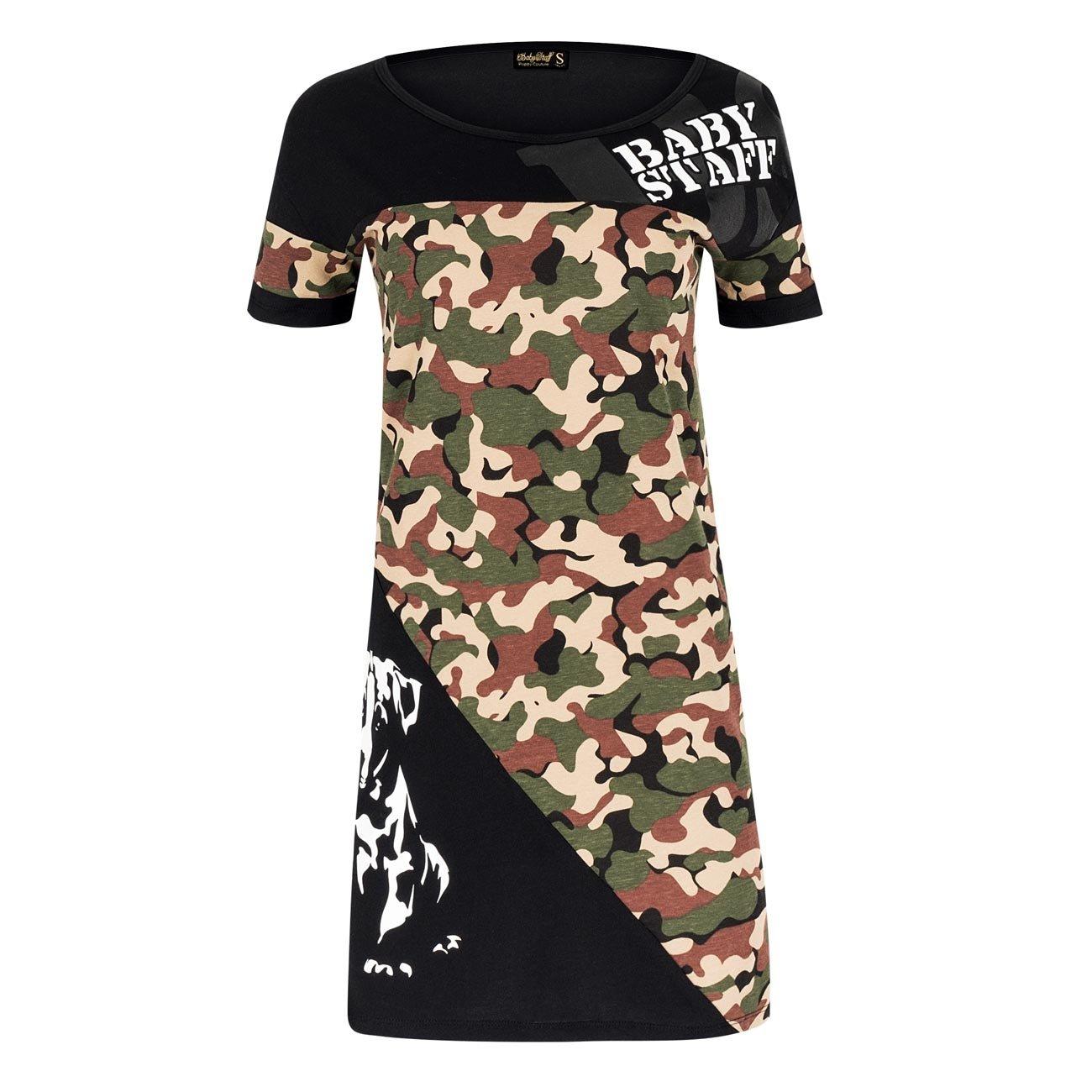 Babystaff Womens T-Shirt Tama