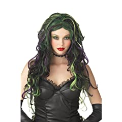 California Costumes Wicked Witch Wig )