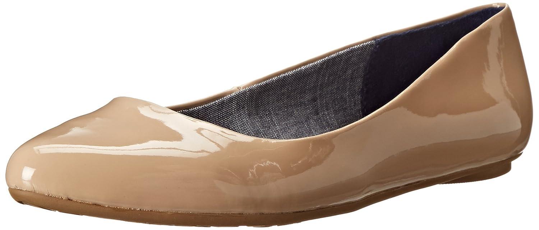 Dr. Scholl's Women's Really Flat B00NBWGA8U 10 B(M) US|Sand Patent