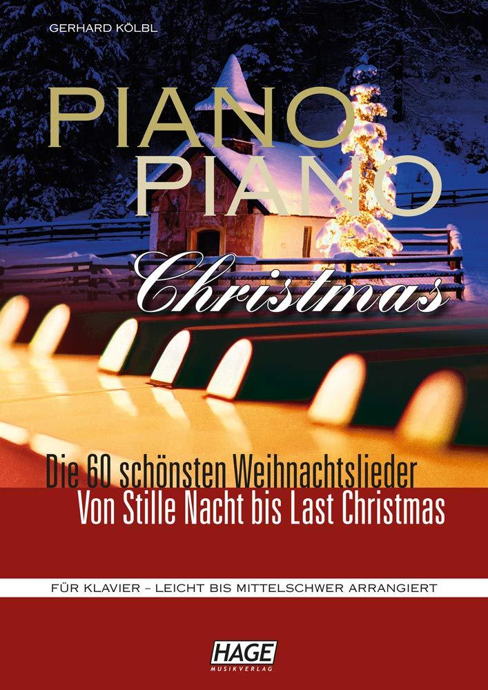 Piano Piano Christmas - Weihnachtslieder für Klavier: Amazon.de ...