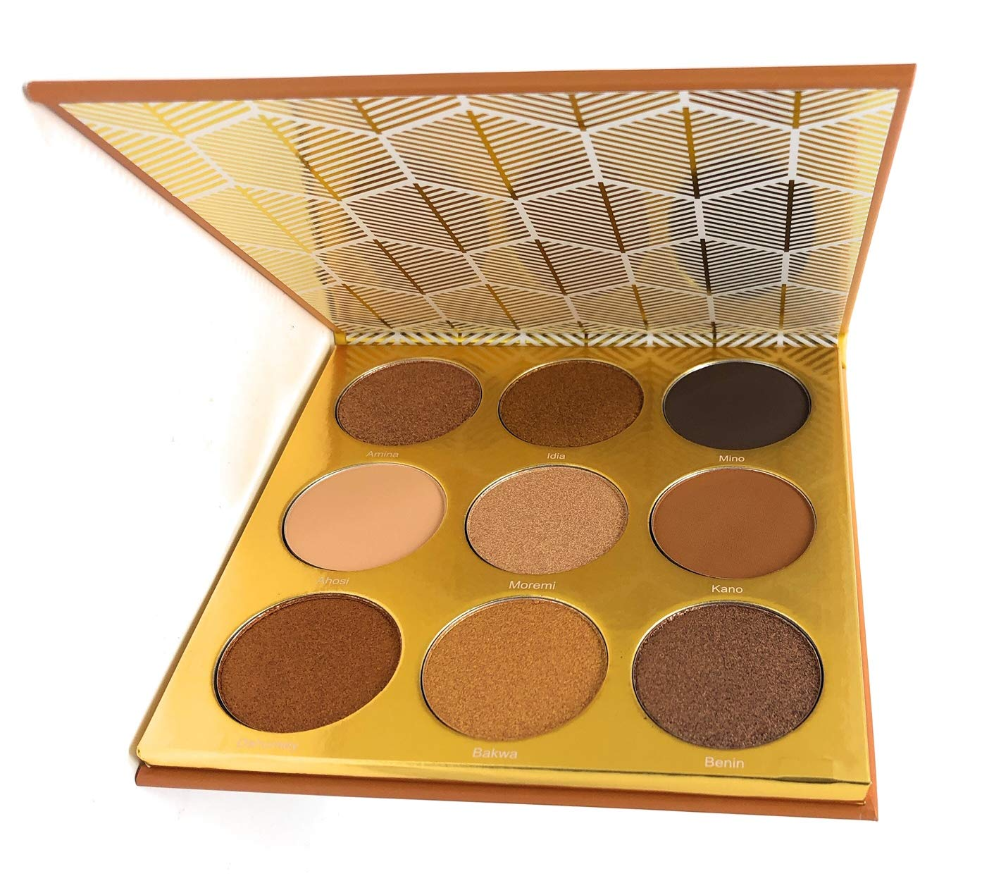 The Warrior Eyeshadow Palette - Juvia's Place by