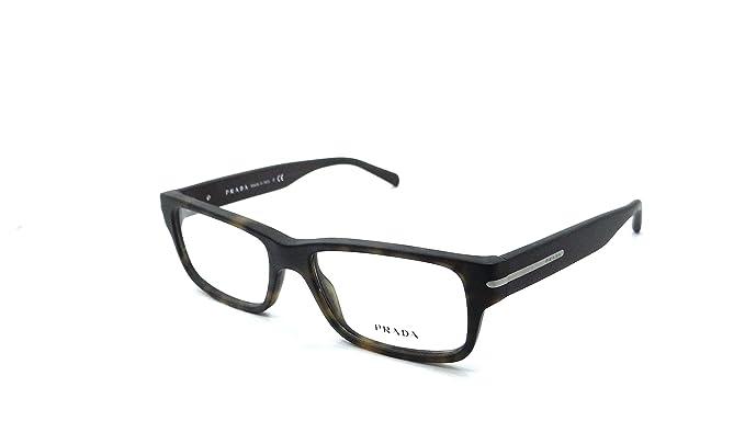 ef9ada1af98 Image Unavailable. Image not available for. Colour  Prada Rx Eyeglasses  Frames Vpr 22R ...