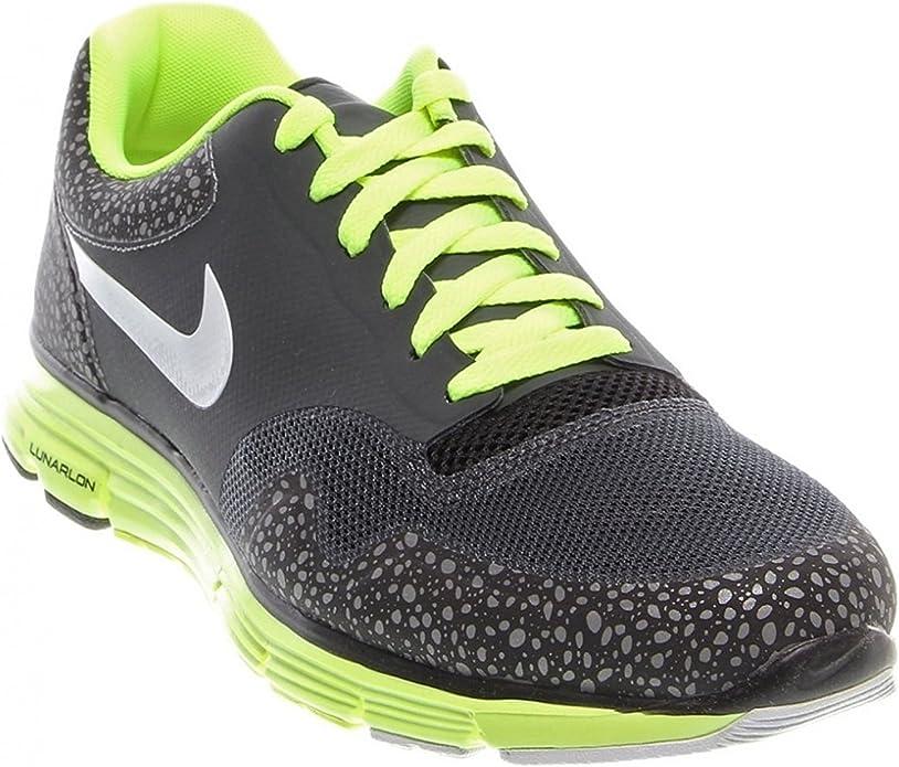 Zapatillas para correr Nike Lunar Safari Fuse Hyperfuse Volt Lunarlon para hombre 525059-013 [tama?o de EE. UU. 10.5]: NIKE: Amazon.es: Zapatos y complementos