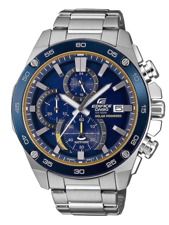 Amazon.com: Casio Edifice EFS-S500DB-2AVUEF: Watches