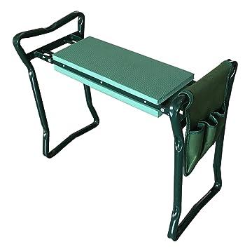 High Quality SueSport Folding Garden Bench Seat Stool Kneeler