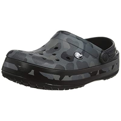 Crocs Men's and Women's Crocband Seasonal Graphic Clog | Mules & Clogs