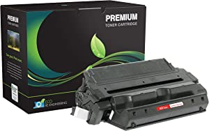 Inksters Remanufactured Toner Cartridge Replacement for HP 82X MICR C4182X MICR / 3845A002AA MICR for Laserjet 8100 8100N 8100DN 8100MFP 8150 8150N 8150DN 02-81023-001 (Black)