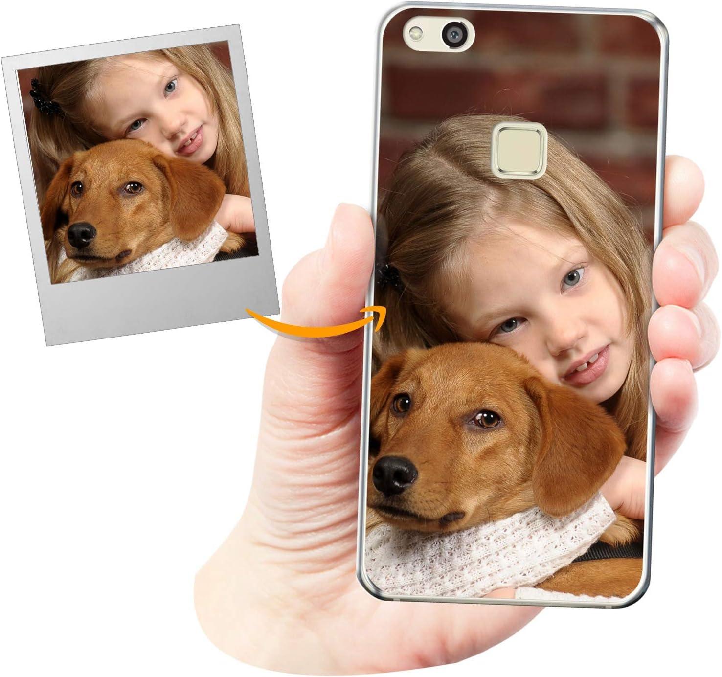 Coverpersonalizzate.it Cover Personalizzata per Huawei P10 Lite ...