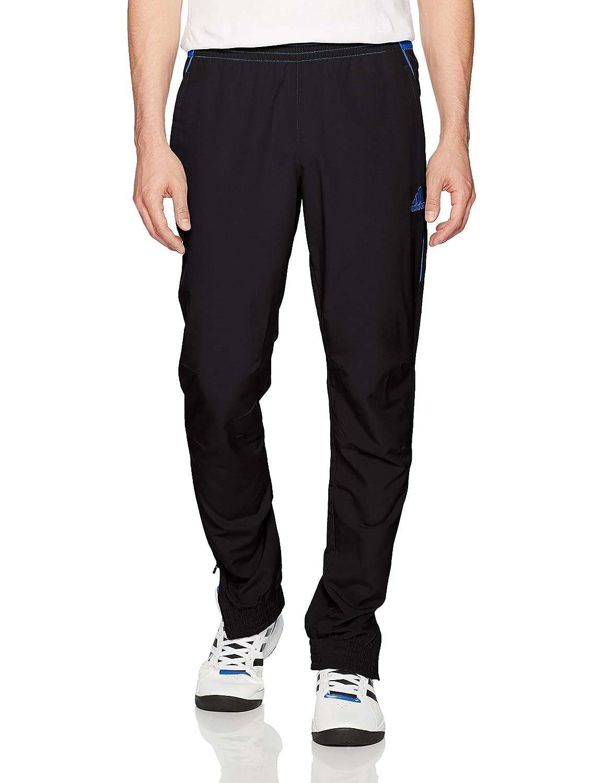 Black Medium adidas Mens Basketball Foundation Pants