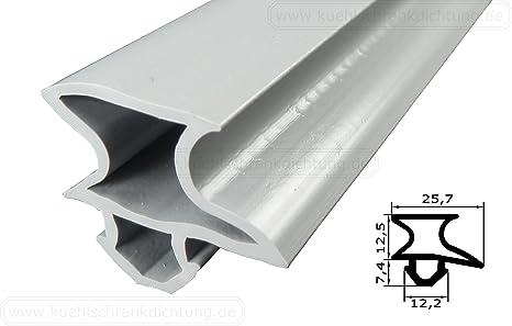 Kühlschrank Dichtung Universal : Profildichtung profil mm farbe grau