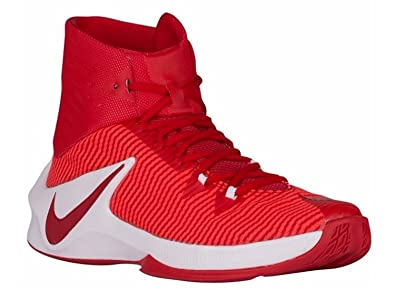 e0fa8bb9393d Nike Men s Zoom Clear Out TB Basketball Shoes Red 844372 666 Size 10  Buy  Online at Low Prices in India - Amazon.in