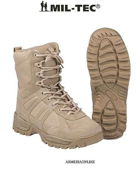 migliore selezione di design distintivo comprare nuovo di Miltec Anfibi Militari Magnum Esercito Softair desertici ...