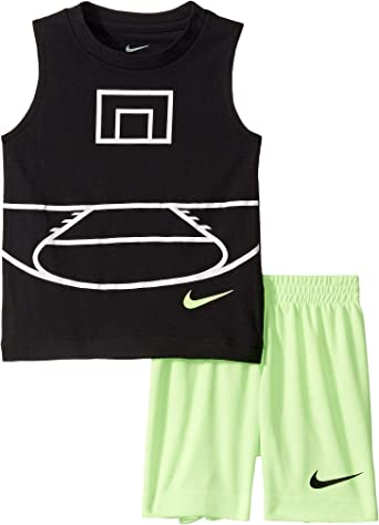 Nike - Camiseta de baloncesto para niños y bebés, camiseta ...