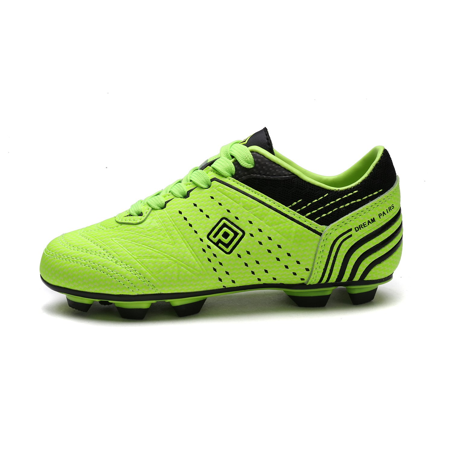 DREAM PAIRS Toddler//Little Kid//Big Kid 160472-K Soccer Football Cleats Shoes