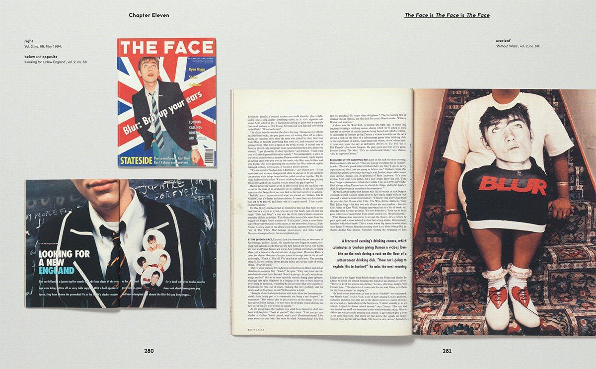 The Story of The Face: The Magazine that Changed Culture: Amazon.co ...