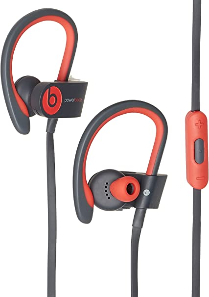 Amazon Com Powerbeats2 Wireless In Ear Headphone Active Collection Siren Red Old Model Home Audio Theater