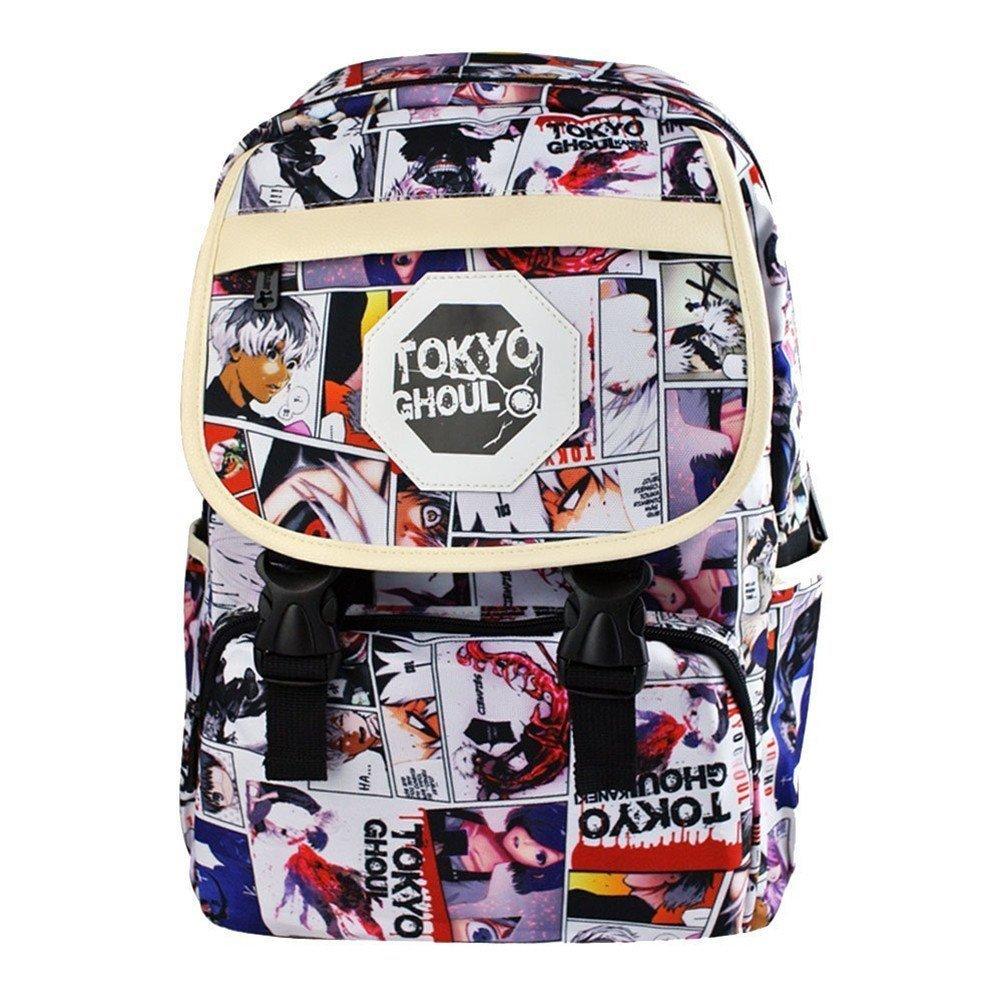 YOYOSHome Tokyo Ghoul Anime Kaneki Ken Cosplay Bookbag Backpack School Bag