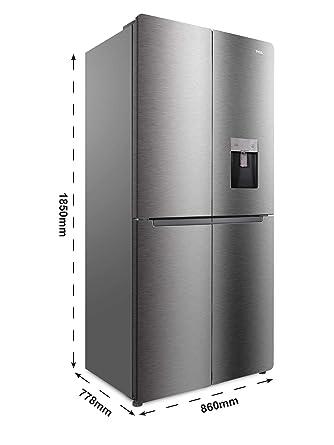 TCL TRF-460-WEXA Cross Door/A+ / 185 cm de altura / 86 cm de ancho ...