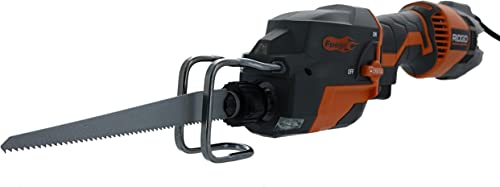 Ridgid R3031 Fuego Corded 3,500 SPM 6 Amp Compact One-Handed Reciprocating Saw Bare Tool Only