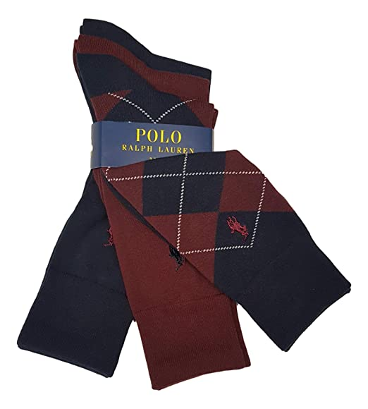 official photos 1105b 9337f Ralph Lauren Polo Mens Socks 3pck Mixed Colours  Amazon.co.uk  Clothing